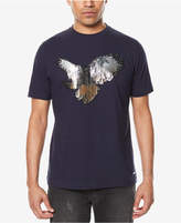 Sean John Men's Metallic Studded Eagle T-Shirt