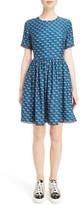 Kenzo Women's Silk Jacquard Dress