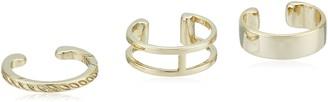 Kendra Scott Preston Gold Metal Ear Cuffs
