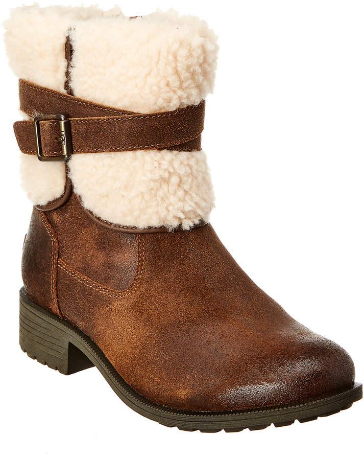 d580bc9011d Women's Blayre Iii Waterproof Leather Boot