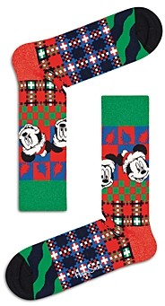 Happy Socks x Disney Tis the Season Holiday Socks