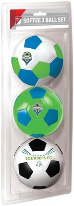 Seattle Sounders FC Softee Three-Ball Set