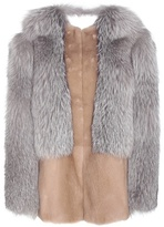Christopher Kane Fur jacket