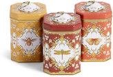 Marks and Spencer Set of 3 Ardingly Tea Coffee & Sugar Tins