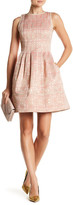 Vince Camuto Daytime Fit & Flare Pleated Dress
