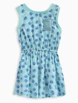 Splendid Little Girl Print Layered Dress