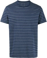 Visvim Mid Border striped t-shirt - men - Cotton - 2