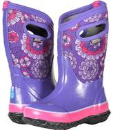 Bogs Classic Pansies Girls Shoes