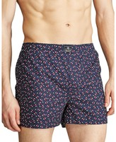 Polo Ralph Lauren Pack of 3 Woven Cotton Boxers