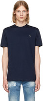 McQ by Alexander McQueen Navy Swallow Patch T-Shirt