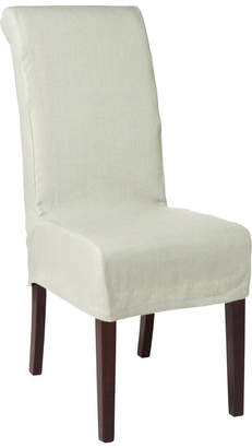 OKA Linen Slip Cover for Echo Dining Chair