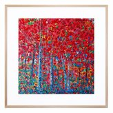 United Artworks Forest Dreams Giclee Print With Frame