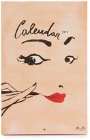 Kate Spade Wall Calendar