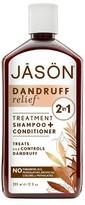 Jason Dandruff Relief 2 in 1 Treatment Shampoo + Conditioner 12 oz