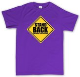 Customised Perfection Stand Back Science Geek Nerd Funny T Shirt 5XL