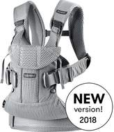 BABYBJÖRN Silver Mesh Air Baby Carrier One