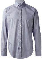 HUGO BOSS dotted shirt