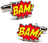 Asstd National Brand Bam Cufflinks