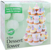 JCPenney Wilton Brands Four-Tier Dessert Tower