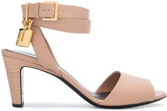Tom Ford Padlock Detail Sandals