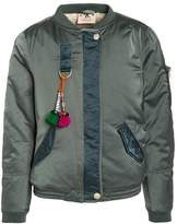 Scotch R'Belle Bomber Jacket north sea