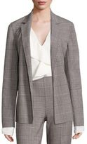 Theory Double-Face Wool Unconstructed Jacket