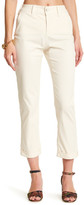 NYDJ Riley Stretch Twill Relaxed Trouser