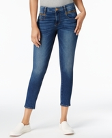 KUT from the Kloth Petite Emma Cropped Skinny Jeans