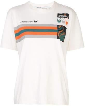 Off-White White Swans T-shirt