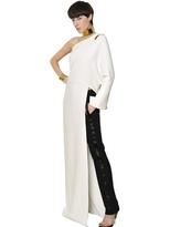 Givenchy Stretch Viscose Cady Long Dress