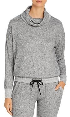 Andrew Marc Funnel Neck Sweatshirt