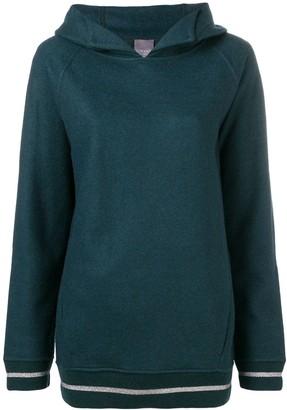 Lorena Antoniazzi hooded jumper