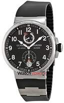 Ulysse Nardin Marine Dial Automatic Men's Watch 1183-126-3-62