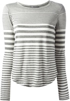 Vince striped t-shirt