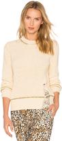 Raquel Allegra Shred Sweater