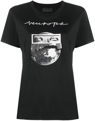 Diesel Black Gold photographic-print short sleeved T-shirt