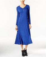 G.H. Bass & Co. V-Neck Maxi Dress