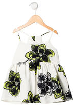 Milly Minis Girls' Floral Print Sleeveless Top w/ Tags