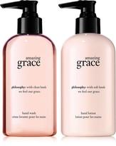 philosophy Amazing Grace Hand Care Duo
