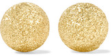 Carolina Bucci 18-karat Gold Earrings - one size