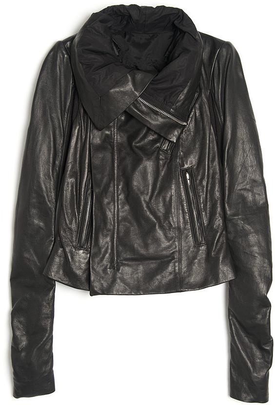 Rick Owens Classic Biker Jacket