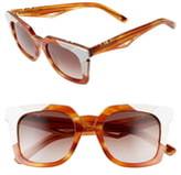 Pared Eyewear Tints Tones 48mm Square Sunglasses
