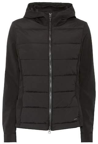 Woolrich Comfort hooded jacket