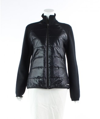 Porsche Design Black Wool Jacket for Women