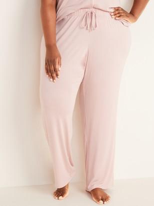 Old Navy Jersey-Knit Plus-Size Pajama Pants