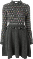 RED Valentino knitted short dress