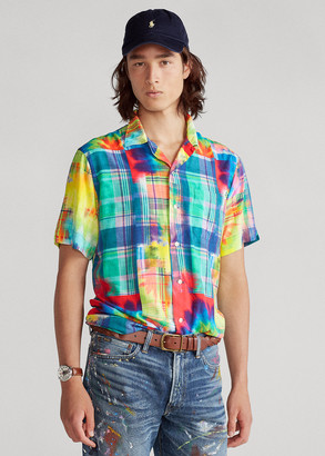 Ralph Lauren Classic Fit Patchwork Shirt
