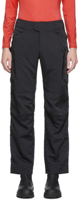 Alyx Black Tactical Cargo Pants