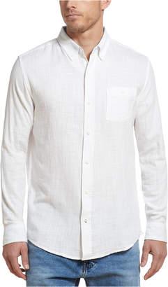 Weatherproof Vintage Men Slub Shirt