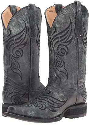 Corral Boots L5155 (Black) Women's Boots